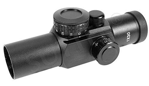 SUTTER® Multi Dot Zielvisier L4 1x30 - Anschluss: 11 mm - Für Standartprismenschienen -