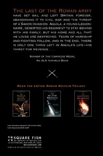 The Lantern Bearers (Roman Britain Trilogy)
