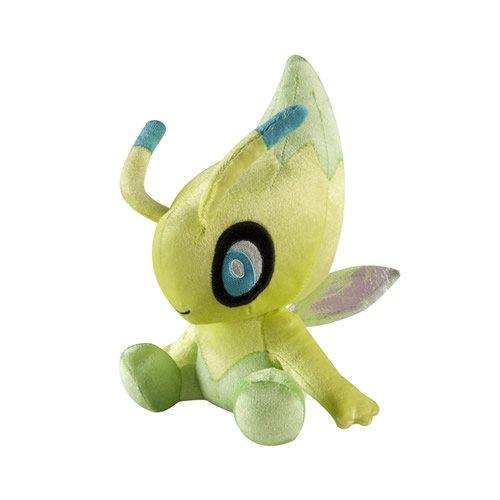 Pokemon 8-Inch 20th Anniversary Special Edition Celebi Plush Toy