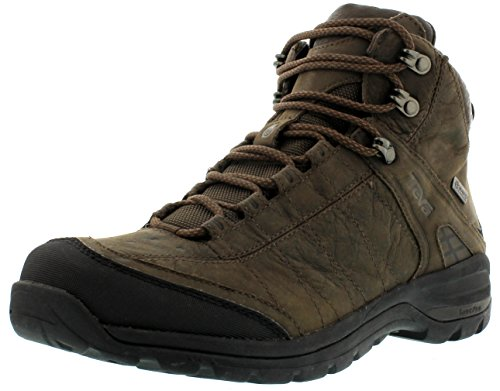 Teva - Scarpe sportive - Camminata Kimtah Mid eVent Leather M's, Uomo, marrone scuro (Braun (turkish coffee 914)), 39.5