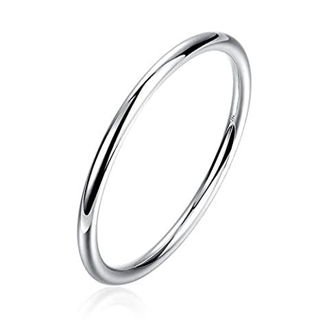 Hot vente en gros classique en argent Sterling poli Bracelet Bracelet