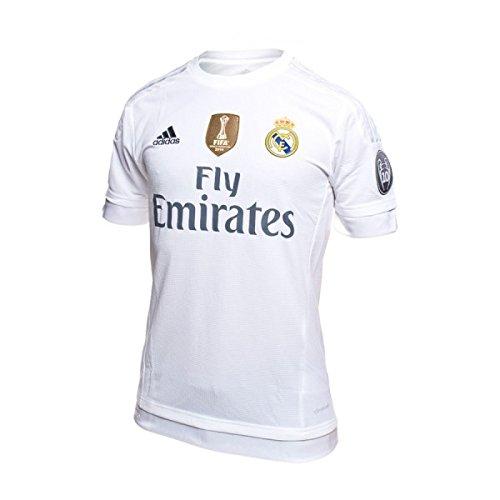 1ª Equipación Real Madrid 2016 – Camiseta oficial adidas