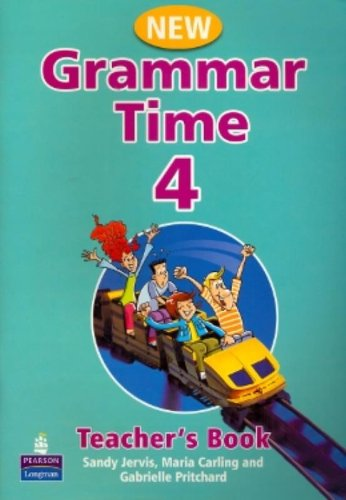 grammar-time-level-4-teachers-book-new-edition