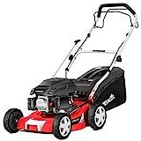 GREENCUT GLM690SX - Tagliaerba a Propulsione Automatica, Benzina, Rosso, 40 cm, 139 cc, 5 cv