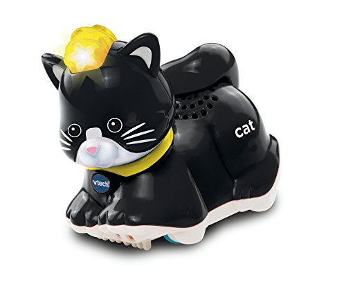 Vtech - Toot Toot Animals - Cat - Tut Tut Animo Chat Version Anglaise
