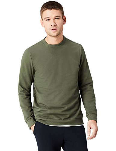 FIND Herren Pullover Grün (Grape Leaf)