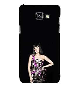 Ebby Premium 3d Desinger Printed Back Case Cover For Samsung A7 2016 A710 (Premium Desinger Case)