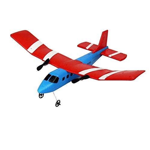 Smmli Quadcopter Simulation Hubschrauber Navigation Modellflugzeug Spielzeug Langstreckenflug Lade Geschenk Schaum Fernbedienung Flugzeug 2 Kanäle Kind Junge Manöver Elektro Anfänger Segelflug