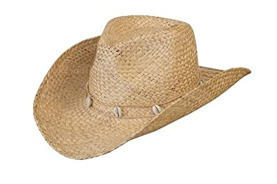 Scippis Western Cowboy Strohhut Lennox Natur Gr. Xl