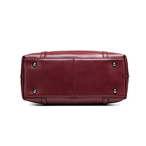 Dame-Rindleder-Schulter-Beutel-Handtaschen-lederner Beutel-Kurier-Beutel-Handtaschen-Dame-Handtasche A