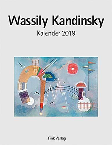 Wassily Kandinsky 2019: Kunst-Einsteckkalender