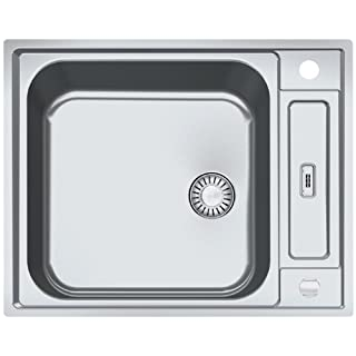 Franke Küchen-Spüle Argos AGX 210 G (127.0197.664) - Edelstahl