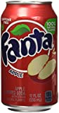 Fanta Apple Refresco - 12 Latas x 355 ml