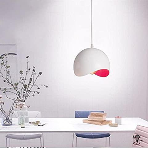 Fx@ E27/E26 americano país lámpara colgante de estilo moderno minimalistas lámparas luz barra lámpara de hierro de luz dormitorio ,