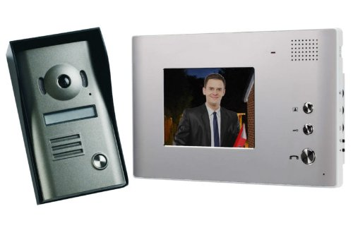 Professional Gate and Door VIDEO Intercom and Large ULTRA Pro Display Pack. Complete high quality system. by SAC