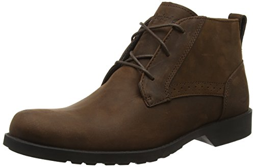 Timberland Fitchburg Waterproof Chukka, Men's Chukka Boots, Brown (Walnut), 9 UK (43...