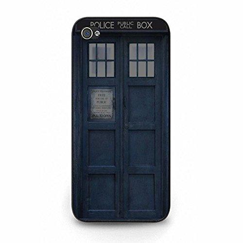 Police Call Box Iphone 5/5s Case,Premium Design Police Call Box Phone Case Cover for Iphone 5/5s Police Classic Color135d