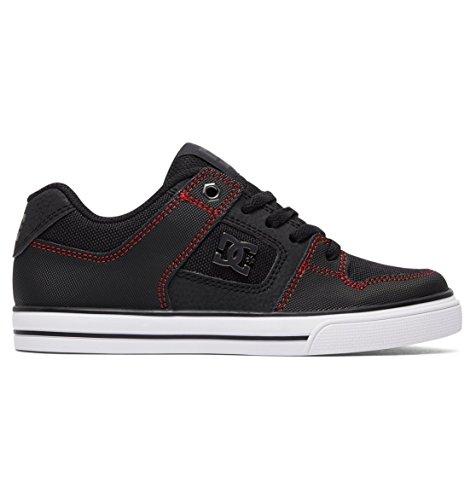 DC Shoes™ Pure SE - Shoes - Schuhe - Jungen - EU 31 - Schwarz (Pure Dc Jungen Schuhe)