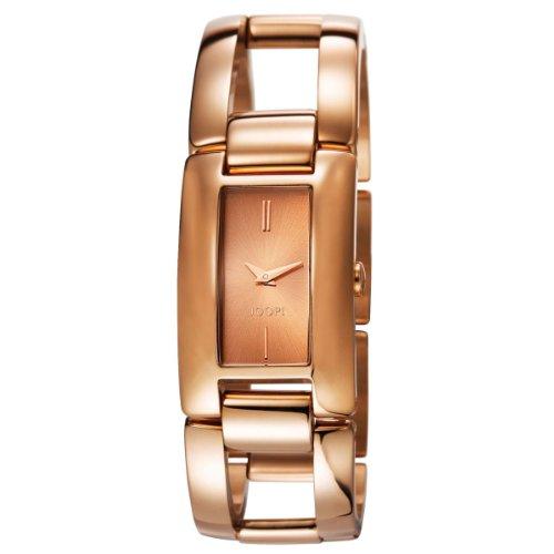 Joop! Damen-Armbanduhr Analog Quarz Leder JP101222F05