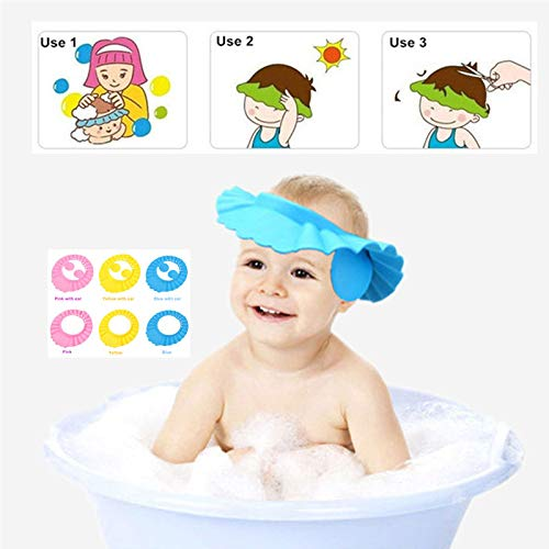 Ina Baby Shower Cap
