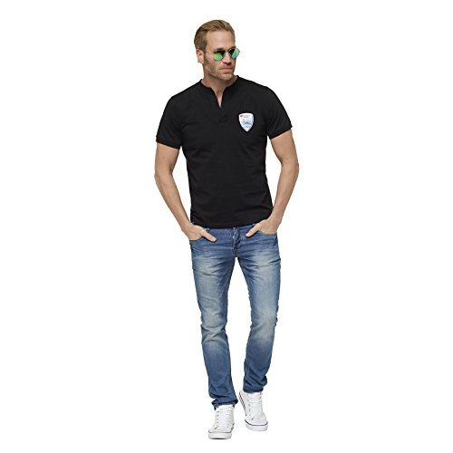 Nebulus T-Shirt VINCE schwarz