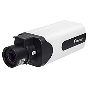 Vivotek caméra iP avec télécommande iP8165HP back focus system pour intérieur (2 mégapixels full hD, poE, wDR pRO varifokalem 2, 8–8 mm objectif 40–122°-angle de vision)