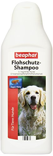 Beaphar 79219 Flohschutz Schampoo für Hunde, 250 ml