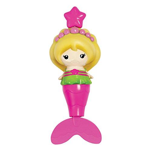 Meerjungfrau-baby-puppe (Munchkin - Schwimmende Meerjungfrau Badespielzeug)