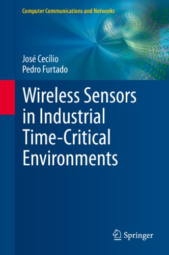 Wireless Sensors in Industrial Time-Critical Environments (Computer Communications and Networks) (English Edition) Automation Wireless-sensoren