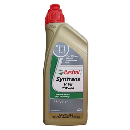 Castrol 21947 Syntrans V FE 75W-80, 1 litro
