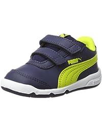 Puma Unisex-Kinder Stepfleex 2 Sl V Inf Sneaker