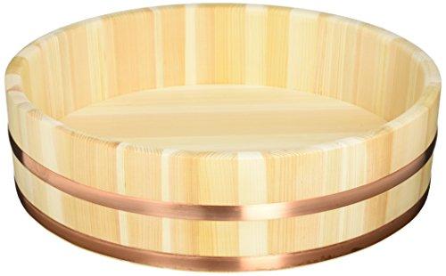 Hoshino HanDai Sushi-Wanne 33cm (Japan Import / Das Paket und das Handbuch werden in Japanisch) (Sushi Wanne)