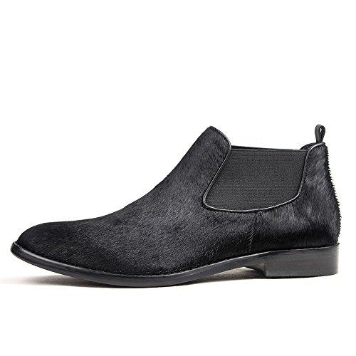autunno/inverno uomo scarpe casual/Vintage in pelle cavallo Set piedi boot-B