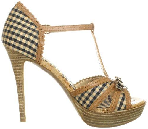 Cedar Britt Nude Jessica femme chaussures Simpson compensées ZfnP1xxApq