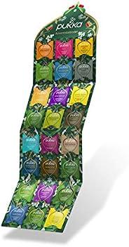 Pukka Tee Adventskalender 2020 (Weihnachtskalender mit 24 Bio-Tees nach Ayurveda Tradition) für Teeliebhaber