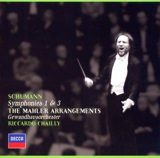 Shumann:Symphonies Nos.1&3 [Ar