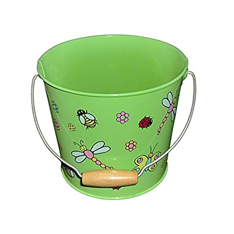 Young Gardener Childrens Pattern Bug Bucket by Young