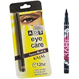 Ads Eye Care Kajal With Sketch Pen Eyeliner