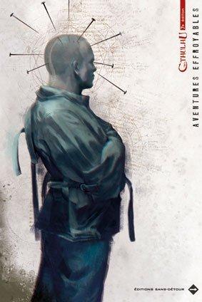 Appel de Cthulhu 7e edition - Aventures Effroyables par LHOMME Tristan, MASON Mike, TARAPACKI Samuel AURIBEAU Philippe