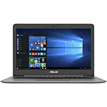 "Asus Zenbook UX310UA-GL235T Ultrabook 13.3"" Full HD Gris (Intel Core i5, 4 Go de RAM, Disque dur 1 To + SSD 128 Go, Windows 10, Garantie 2 ans)"