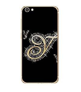 Fuson Designer Back Case Cover for Vivo X7 Plus (Gold Heera Manik Moti Y y)