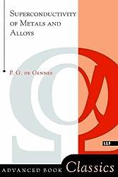 Superconductivity Of Metals And Alloys (Advanced Books Classics) by P. G. De Gennes (1999-03-31)