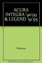 ACURA INTEGRA '90'93 & LEGEND '91'95
