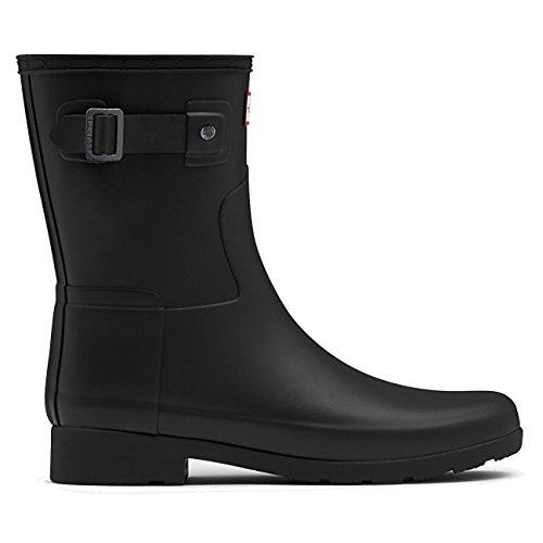 Damen Hunter Original Refined Short Winter Schnee Wasserdicht Stiefel EU 36-43 Dulse