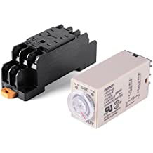 XCSOURCE® H3Y-2 220VAC Relé de retardo de 8 pines Control de temporizador de