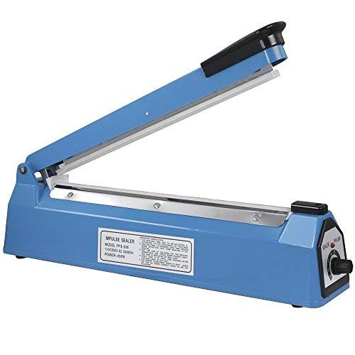 Dauerlötmaschine mit Heißluftdichtung, Siegel Beutel 300 mm, Kunststoff