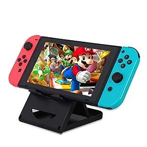 FR BRAND Mikiya Halterung faltbar verstellbar für Smartphone iPhone Switch Nintendo