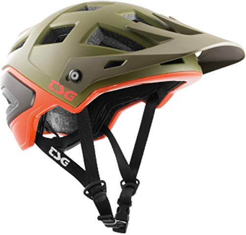 TSG Trail-MTB Helm Scope Graphic Design Oliv Gr. S/M