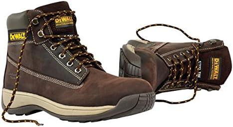 Botas de seguridad DeWalt aprendiz marrón talla 12