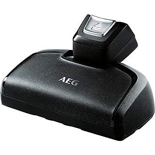 AEG AZE134 Elektrosaugbürste für: alle CX7-2 Modelle mit Elektroanschluss (CX7-2-B360 / CX7-2-S360 / CX7-2-I360 / CX7-2-45AN / CX7-2-45WM), schwarz